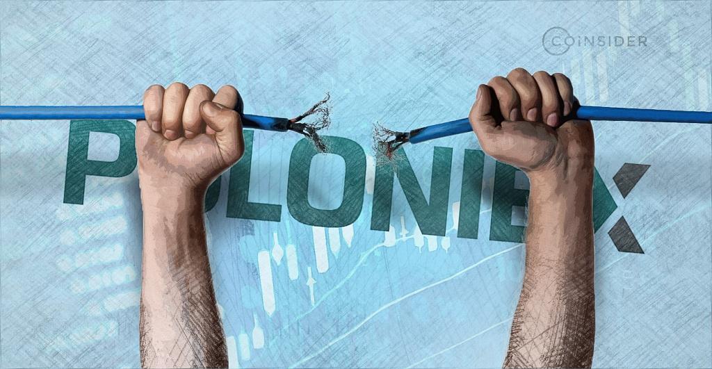 У пользователей Poloniex возникли проблемы с доступом к аккаунтам