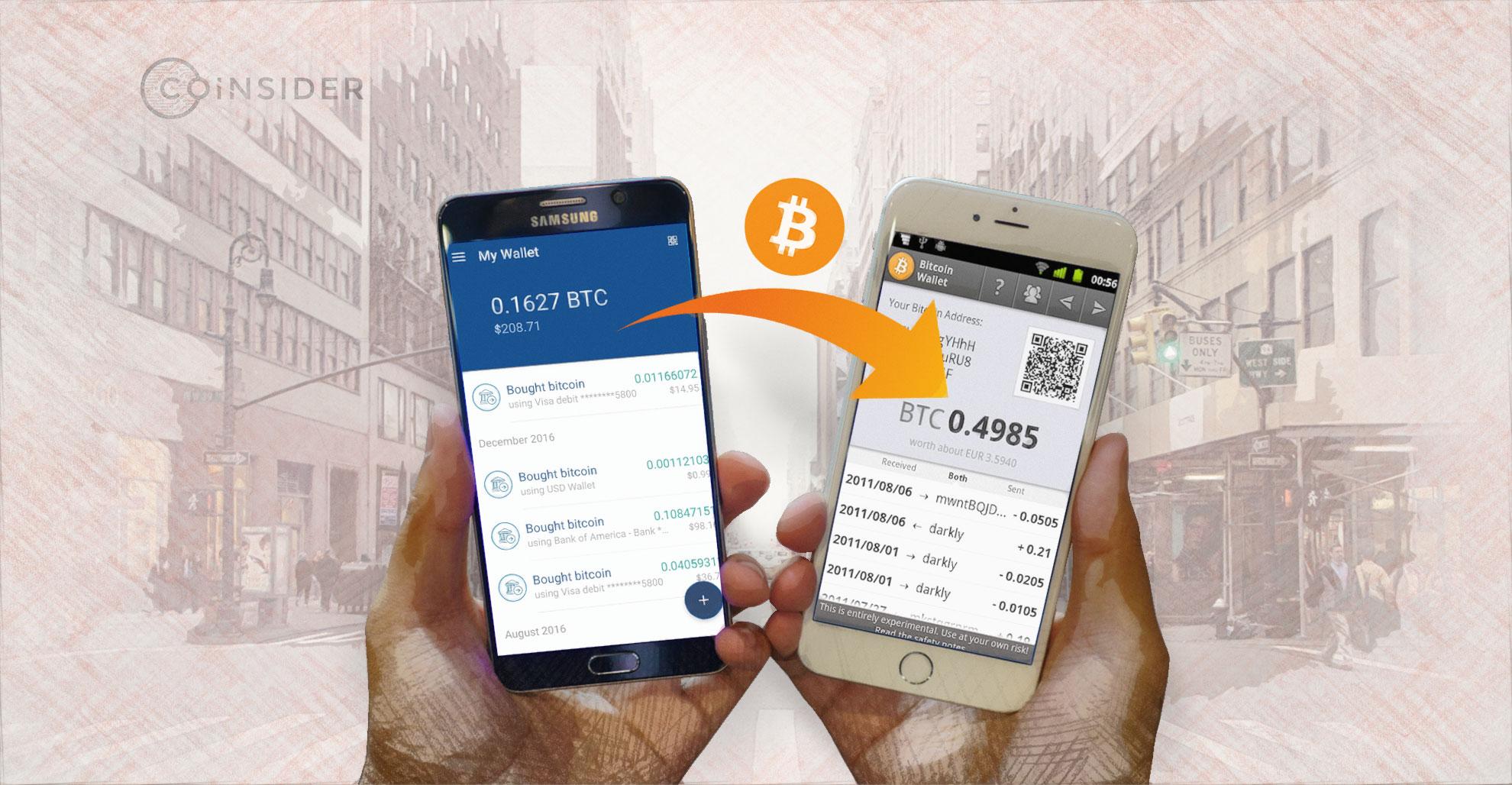 Популярные Bitcoin кошельки на Android