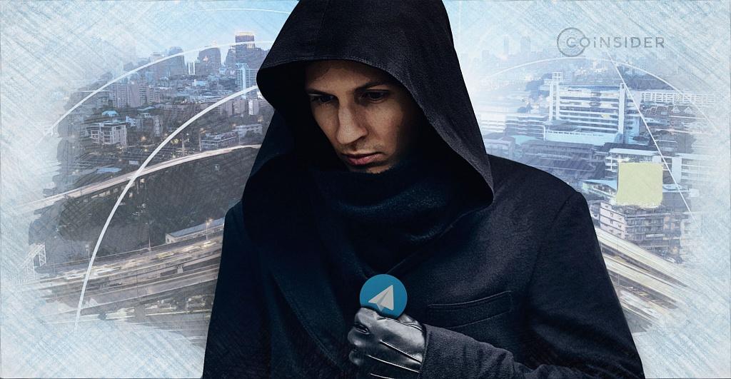 Telegram не будет проводить публичное ICO